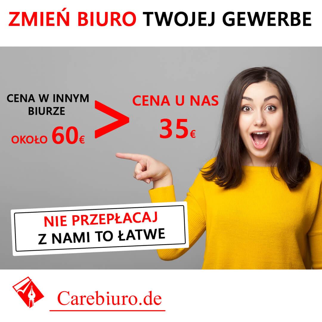 Gewerbe bez zameldowania w Niemczech otwarcie-firmy-w-niemczech.de