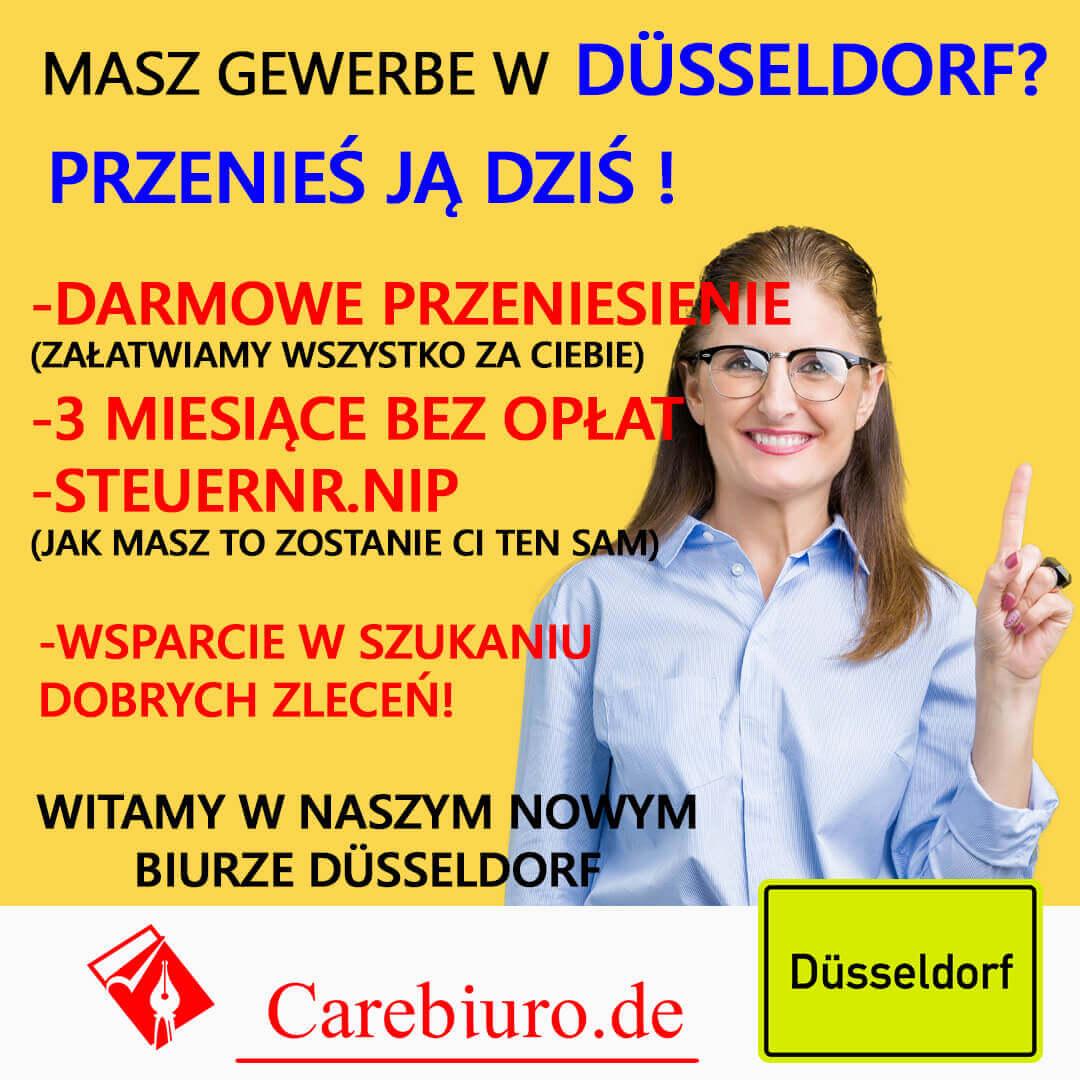 Samozatrudnienie w Niemczech koszty